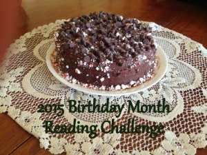 2015 Birthday Month Reading Challenge