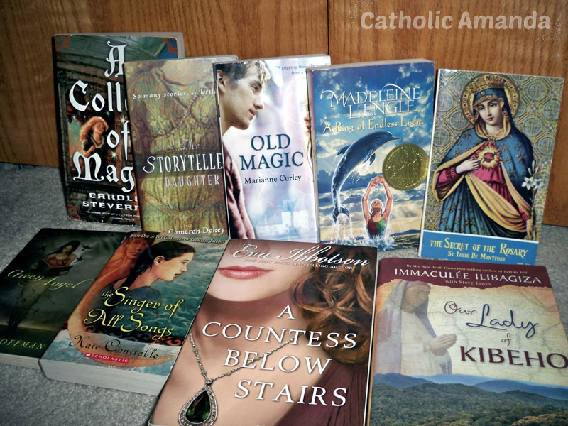 Ten Books I Want to Reread