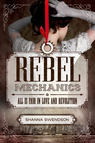 Review: Rebel Mechanics – British Magic and Colonial Inventions