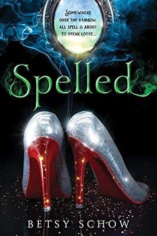 Review: Spelled – Sarcastic Emerald Princess and a Chimera