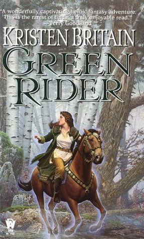 {Review} Green Rider – One of My Favorite Books of Ever!