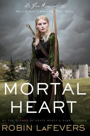 Review: Mortal Heart – The Wonderful End of a Wonderful Trilogy