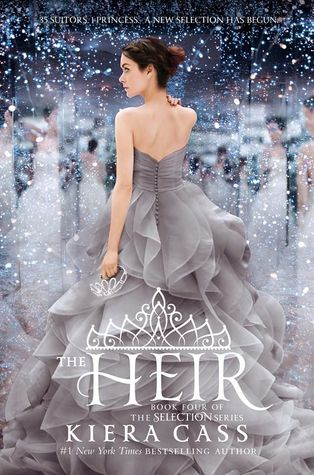 Review: The Heir – A Spoiled Princess and a New Selection