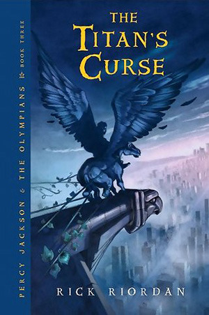 Review: The Titan's Curse – Another Book, Another Quest