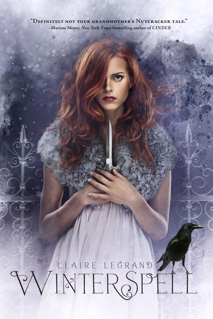 {Review} Winterspell – What Did I Just Read? Really?