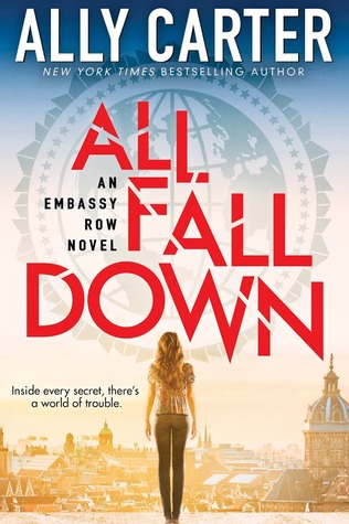 Review: All Fall Down – An Unreliable Narrator and a Mystery