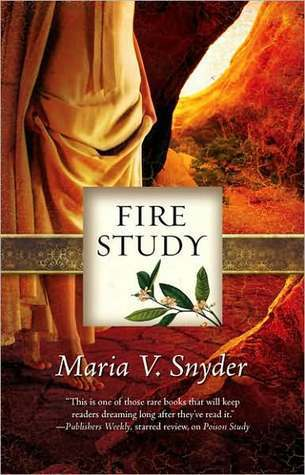 {Review} Fire Study – Rebellion in Citia and Yelena's Growing Abilities