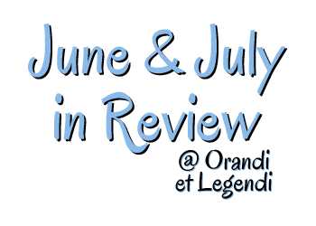 June and July 2015 in Review