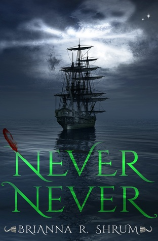 {Review} Never, Never – A Darker Peter Pan as Told by Captain Hook
