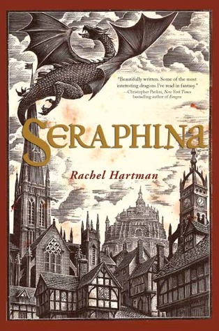 {Review} Seraphina – A Different Type of Dragon Book