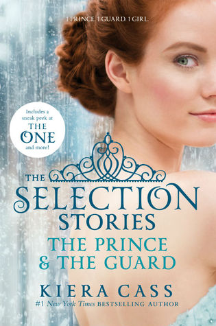 {Review} The Selection Stories – The Prince & The Guard