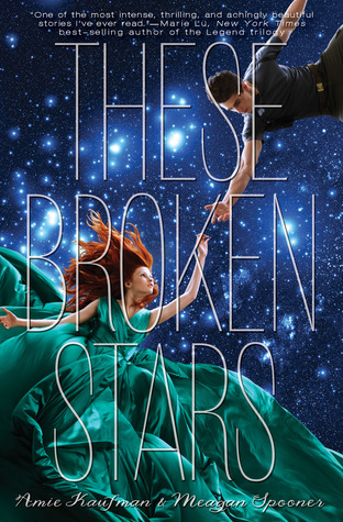 {Review} These Broken Stars – Survival and Forbidden Love