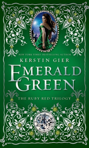 {Review} Emerald Green – Thrilling Conclusion to Time Travel Trilogy