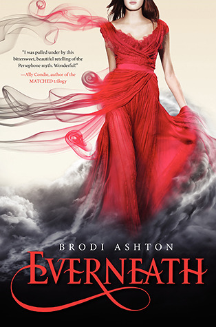 {Review} Everneath – Retelling Persephone
