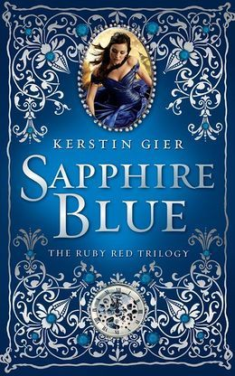 {Review} Sapphire Blue – Another Installment of Genetic Time Travel