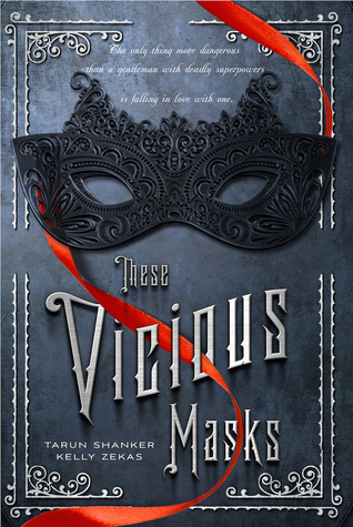 "{Review} These Vicious Masks – Strange ""Powers"" in Victorian England"