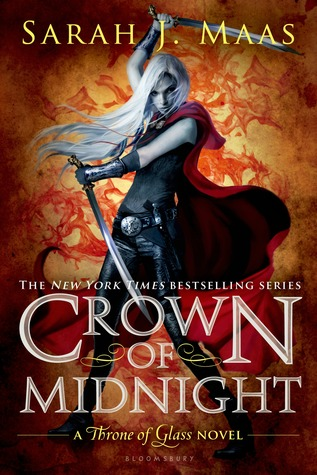 {Review} Crown of Midnight – Celaena's Back!