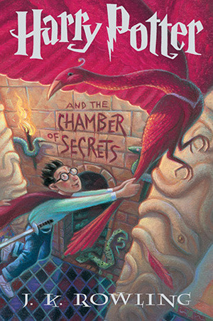 2 Things I Would Love and 4 I Would Not from Harry Potter and the Chamber of Secrets {Review}
