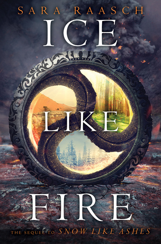 {Review} Ice Like Fire – Meira and Winter Need Allies