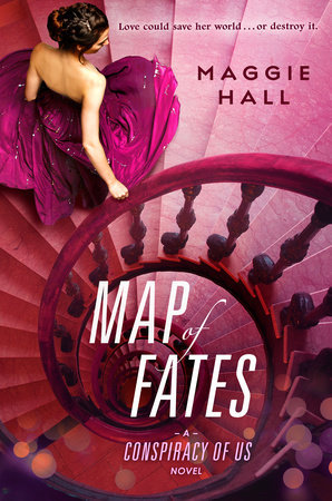 Two Weeks to Save the World – Map of Fates {Review}