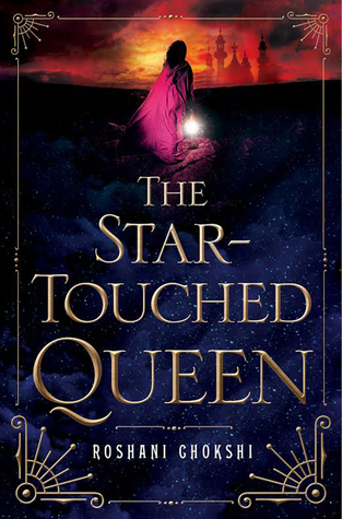 My New Favorite Book! and 3 Favorite Characters from The Star-Touched Queen {Review}