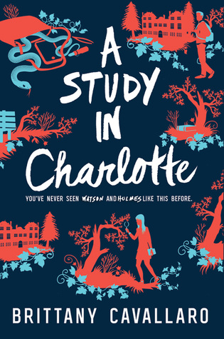 Descendants of the Famous Detective and Companion? Yes, Please! – A Study in Charlotte {Review}