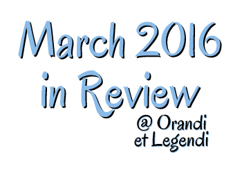 March 2016 in Review
