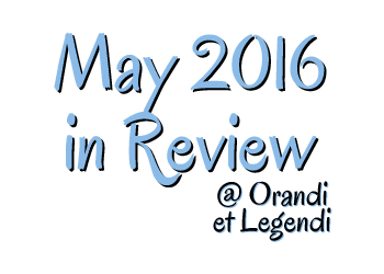 May 2016 in Review