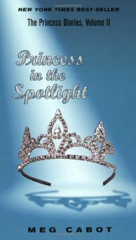 {Review} Princess in the Spotlight – Mia's Problems and Obsession with Boyfriends