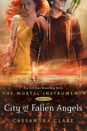 Back to New York City and More Drama – City of Fallen Angels {Review}