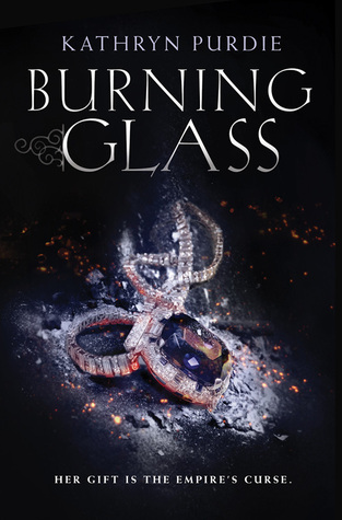 And I Got Bored – Burning Glass {DNF Review}