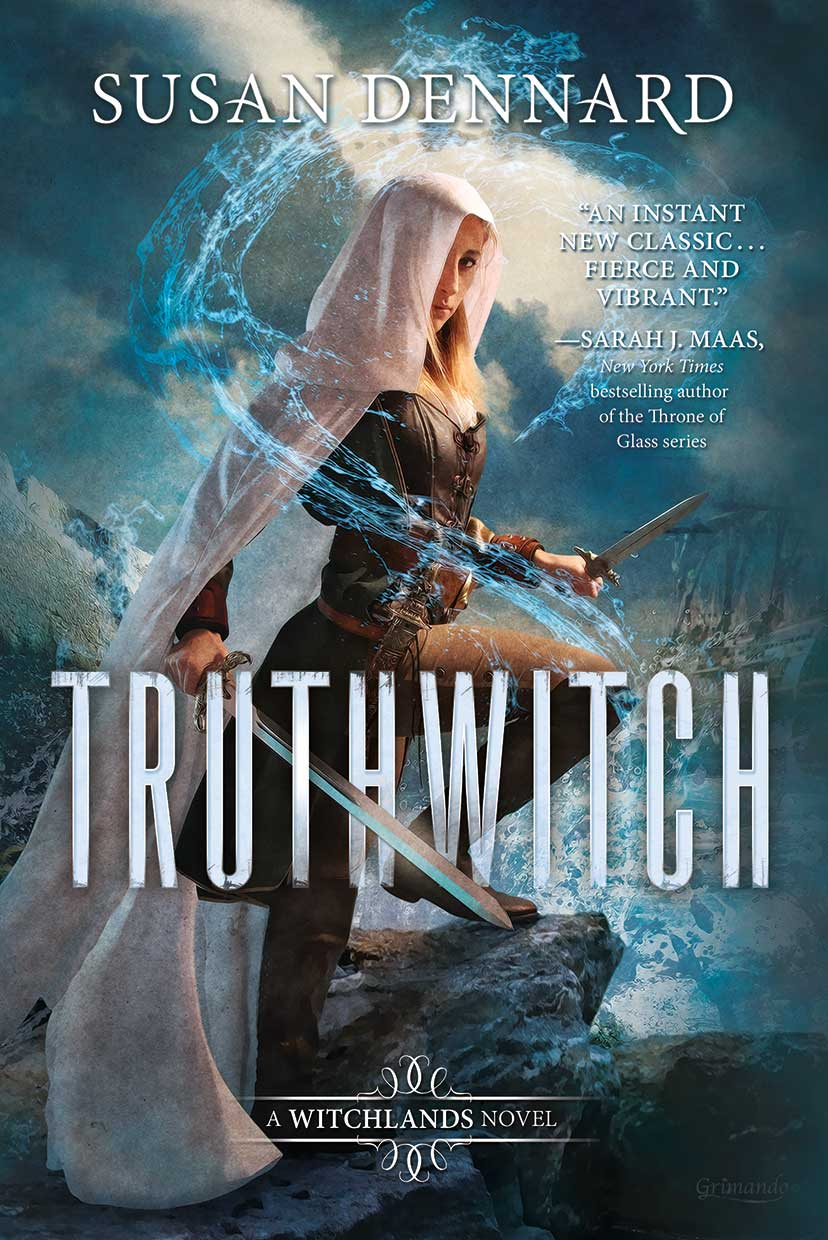 Why All the Hype? I Was Confused! – Truthwitch {Review}