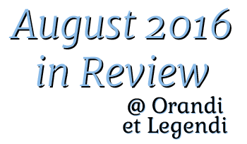 August 2016 in Review