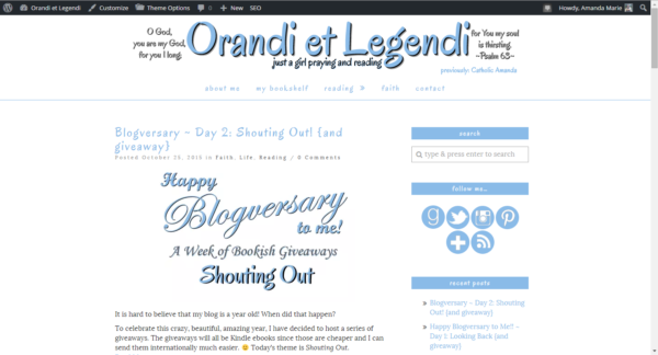 Blog Design Change 06