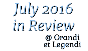 July 2016 in Review