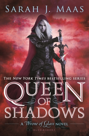 A Solid Plot & Great Character Development – Queen of Shadows {Review}