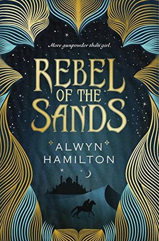 Wonderful Start to a New Series – Rebel of the Sands {Review}
