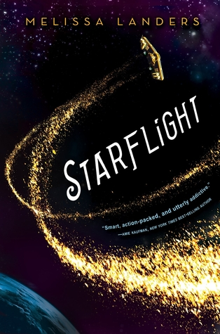 A YA Space-Western Reminiscent of Firefly – Starflight {Review}