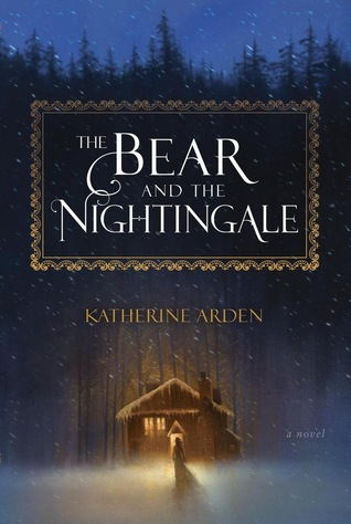 Russia Folklore Retelling – The Bear and the Nightingale {Review}