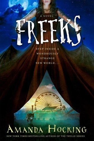 1980s Paranormal Traveling Carnival – Freeks {Review}
